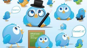 Twitter cartoon image