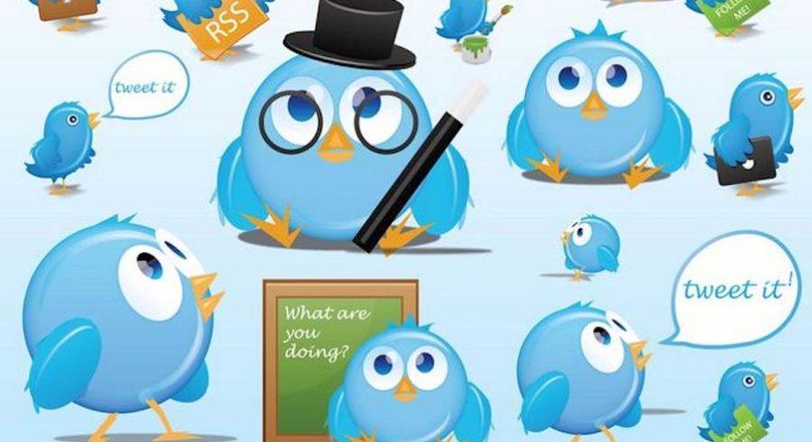 Twitter cartoon image