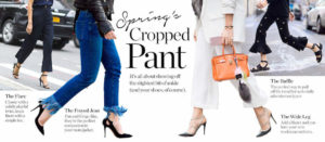 the real real cropped pants