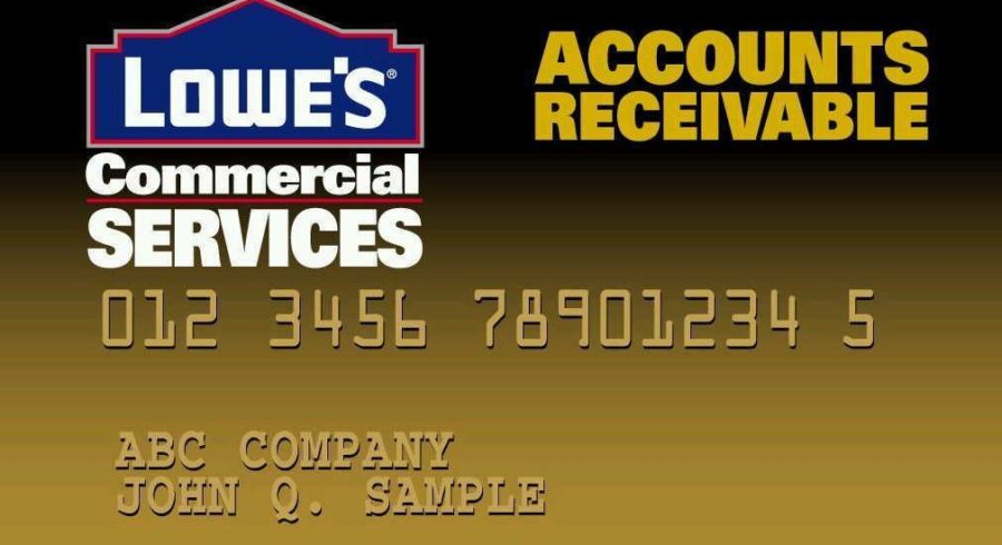 Applying for Lowe's Credit Card