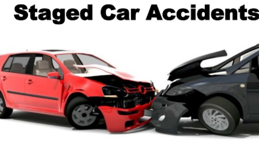 Staged Accident