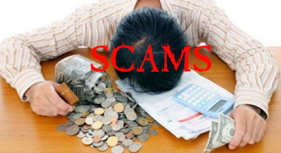 Debt Relief Scams
