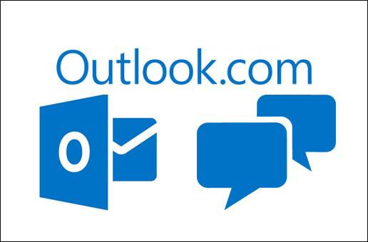 Outlook com web