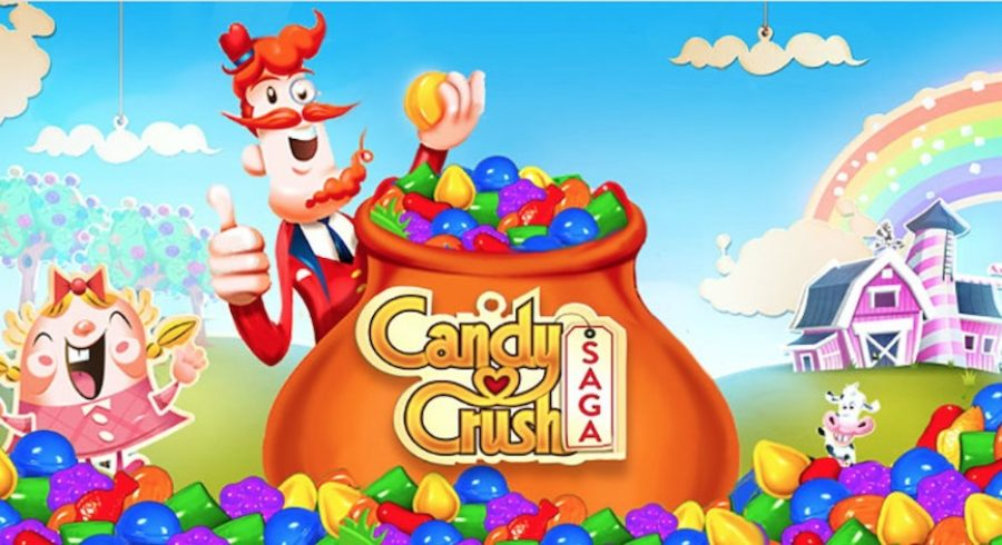 Rock At Candy Crush