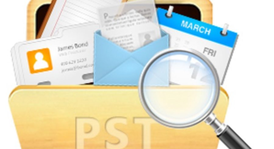 outlook pst files