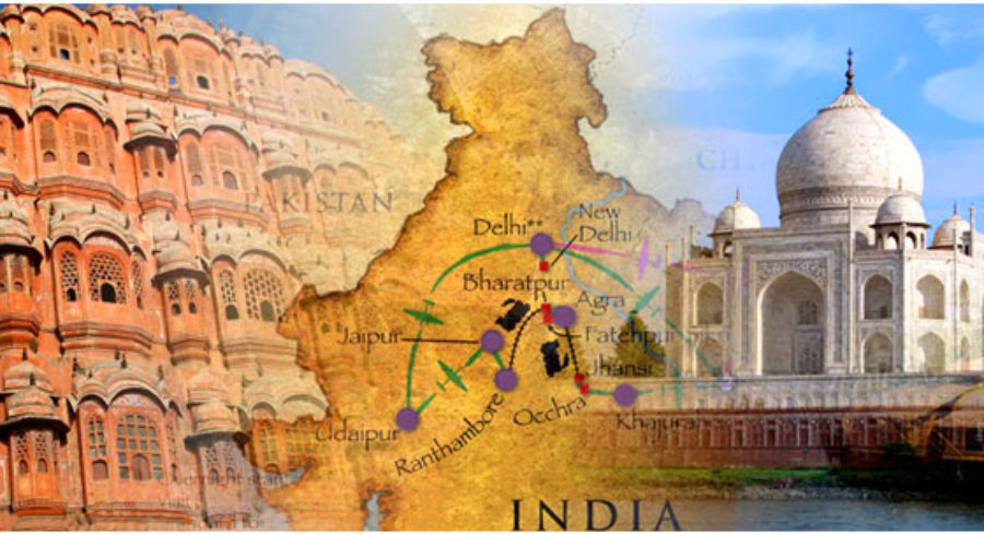 Tour to India Make Your Tour Fascinating