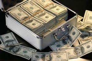 money and money