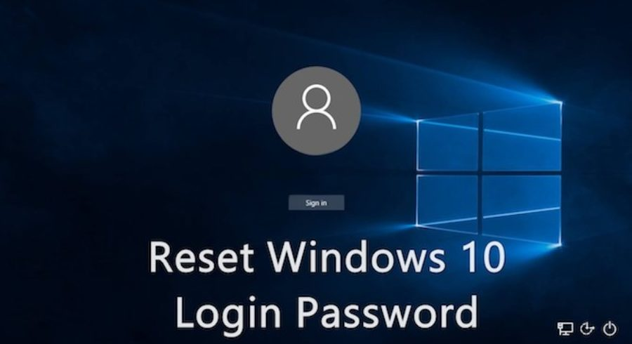 Windows 10 Password Reset