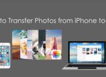 iphone photos to pc