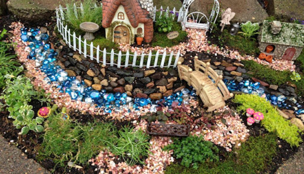 fairy garden idea